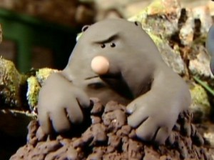 Shaun the Sheep Mole