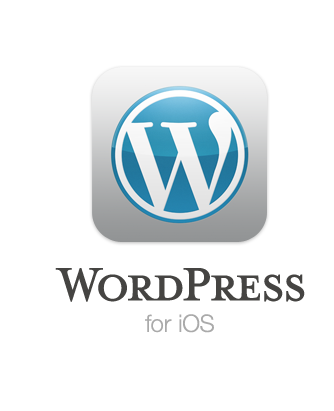 WordPress for iOS Logo