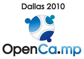 OpenCa.mp Dallas 2010 Logo
