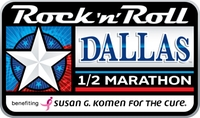 Runner's Lent (2010 Dallas Rock 'n' Roll Half-Marathon)