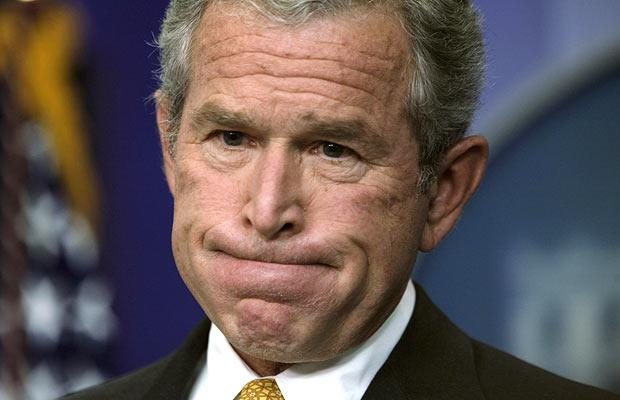 George W. Bush Expression