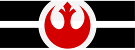 Rebel Alliance Flag